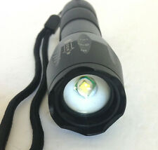 Waterproof Tactical Zoomable Emergency LED Flashlight Torch with 5 Settings