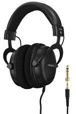 IMG Stage Line MD-6800 Professioneller DJ- und Hi-Fi-Stereo-Kopfhörer 030072