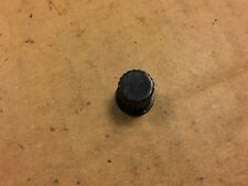 Pioneer SA-9500 PHONO LOAD KNOB black plastic -  Vintage Amplifier Parts