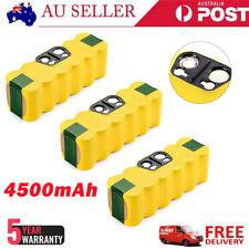 4.5ah Vacuum Battery for iRobot Roomba 14.4v Ni-mh R3 500 600 700 800 900 Series