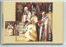 GB - PHQ CARDS - 2003 - CORONATION - FRONT - FDI/SHS - COMP. SET