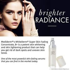 MediDerm Skin Lightening Dark Spot Corrector Serum, Natural Whitening Fade Cream