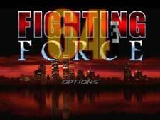 Fighting Force 64 - Rare Nintendo N64 Game
