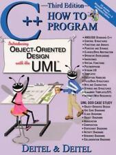 How to Program: C++ How to Program : Covers ANSI/ISO by Deitel and Deitel...