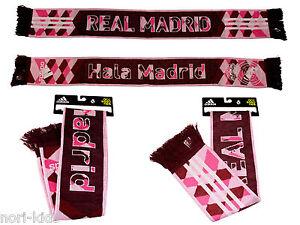 ADIDAS Fußball Fanschal Scarf REAL MADRID - HALA MADRID