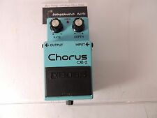 VINTAGE BOSS CE-2 CHORUS EFFECTS PEDAL MADE IN JAPAN BLACK LABEL MIJ FREE US S&H