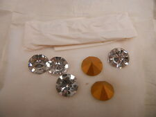 full package,12 swarovski rhinestones,65ss crystal/foiled #1100