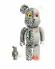 STAPLE X ATMOS X MEDICOM TOY 400% AND 100% BE@RBRICK SET RARE LIMITED SOLD OUT
