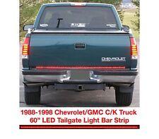 """60"""" LED Tailgate Light Bar Strip For 1988-1998 Chevrolet/GMC Truck New Free Ship"""