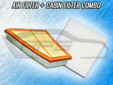 AIR FILTER CABIN FILTER COMBO FOR 2012-2016 BMW Z4 2.0L TURBO ONLY