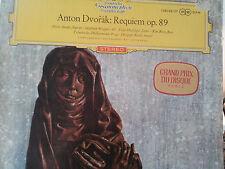 DVORAK REQUIEM ANCERL STADER HAEFLIGER BOX 2 LP RED STEREO TULIP DGG 138026/27