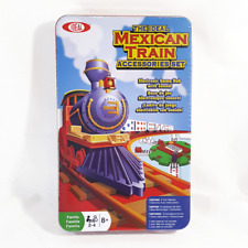 The Ideal Mexican Train Game Accessories Kit