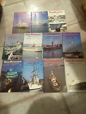 Sea Breezes Ships And The Sea Magazines 1979
