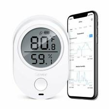 Govee Temperature Humidity Monitor Indoor Bluetooth Thermometer Hygrometer Gauge