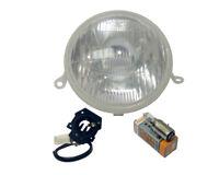 Vespa Headlight Without Parking Holder Halogen Tube PX125 PX150 P200 Stella LML