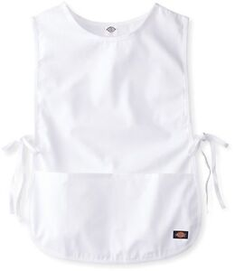 """Dickies Women's Cobbler Apron 28""""Lx16""""W, Divided Front Pocket, One Size, DC515"""