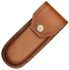 Leather Belt Sheath Fits Most Multi-Tools & Knives New