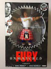 WWF Unmatched Fury Figure / Statue ROWDY RODDY PIPER WWE (Hot Rod HOF Legend)