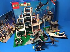 Lego Metro PD Station 6598 with Box & Instructions in Excellent Condition
