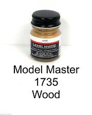 Model Master 1735 Wood 1/2 oz Enamel Paint Bottle