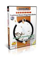 Shanxi Xingyi Quan ( Hsing I ) - Hunyuan Sanshou Quan Routine by Zhang Xigui Dvd