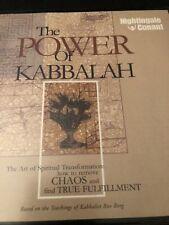 THE POWER OF KABBALAH Michael Moskowitz ZOHAR 9 Disc Audio CD w/ CD-Rom Workbook