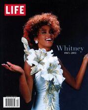 Life Magazine Commemorative 1963-2012 Tribute WHITNEY HOUSTON