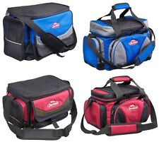 Berkley Fishing Tackle System Bag + 4 Boxes Padded Straps Carrying Fishing Bags