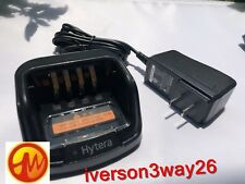Hytera Rapid Charger CH10A07-PS1014 PD702 PD782 PD502 PD792 PD782G PD702G PD562