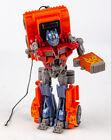 2006 Hasbro Transformers Fast Action Battlers Fire Blast Optimus Prime Figure