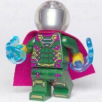 New Marvel Super Heroes LEGO? Mysterio Minifigure Spider-Man 76128 76129 76130