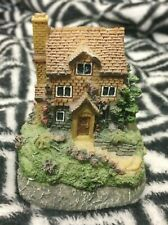 Very dinky 3 storey miniature house approx 3 ins tall