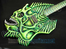 2000 Jackson Custom Shop ZORAXE #1 !  Nintendo Legend of Zelda Prize! 7-String!