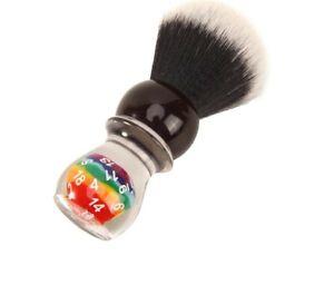 Yaqi 26mm Lucky Dice Tuxedo Shaving Brush