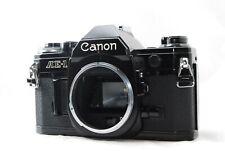 Canon AE-1 35mm SLR Film Camera body black Japan #2009