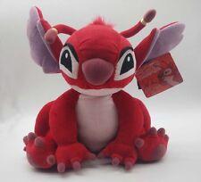 Disneyland Red LEROY Soft Plush Toy Experiment 628 Lilo Stitch Gift Rare Large