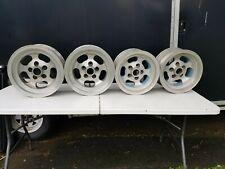 Cragar Screamer Wheels Rims Slots Vintage Mags Gasser Chevrolet Pontiac Olds