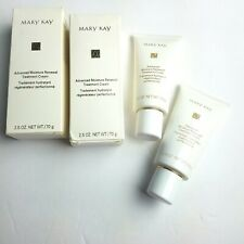2 Mary Kay Advanced Moisture Renewal Treatment Cream 2.5 oz new in box lot NOS