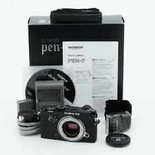 Olympus PEN-F Mirrorless Digital Camera (Body-Only) (Black)