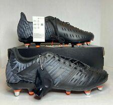 adidas Predator Malice Control Soft Ground Cleats BOOTS Black F36360 Size 9