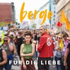 BERGE - FÜR DIE LIEBE   CD NEU