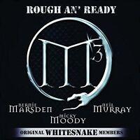 M3 (Micky Moody / Bernie Marsden / Neil Murray - Rough & Ready [New CD] UK - Imp