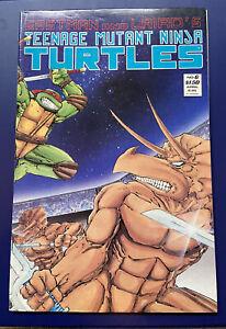 TEENAGE MUTANT NINJA TURTLES #6 (Second, 2nd Print) Mirage 1989, Rare