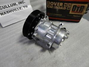 Omega 20-04326-AM  A/C Compressor OTR Fleet Pride PTAC5404 Mack Truck New