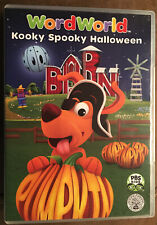 WordWorld: Kooky Spooky Halloween (DVD, 2008)