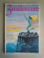 N° 21 JUIL AOUT 1985 3e MILLENAIRE LA PIERRE PHILOSOPHALE LA NUMEROLOGIE