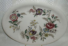 "Hampshire Windsor Ware Johnson Brothers Serving Platter 14"" Oval Plate"