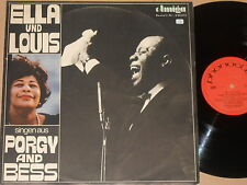 Ella y Louis-cantar de Porgy and Bess-LP phonoclub amiga RDA