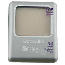 Wet N Wild Ultimate Touch Pressed Powder, Natural 821D (Pack Of 3)
