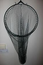 "Circular Landing Net 22"" diameter aluminium rim standard thread for bank stick"